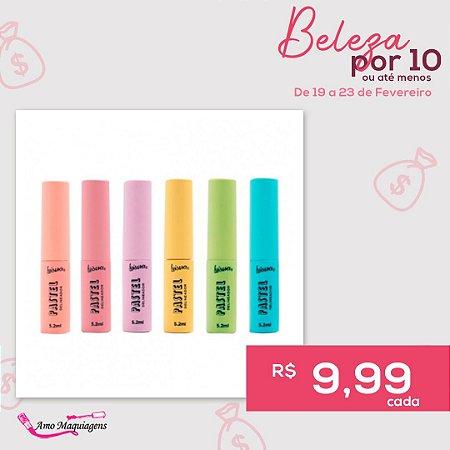 Delineador Líquido Colorido Pastel - Luisance
