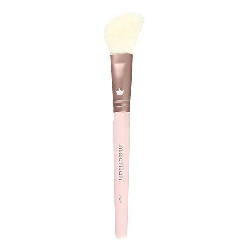 Pincel F04 Profissional para blush Macrilan – Linha BFF