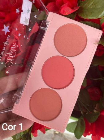 Paleta de Blushes - Mylife