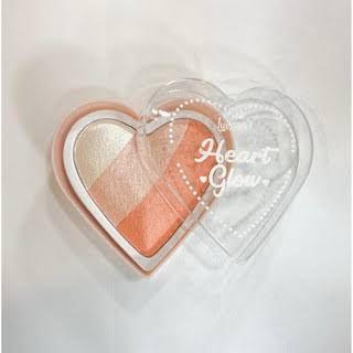 Iluminador Luisance Heart Glow