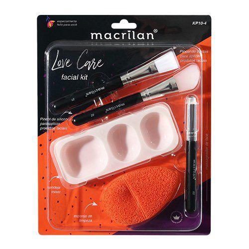 Kit KP10-4 Love Care Facial – Macrilan