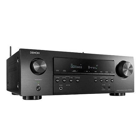 Receiver Denon AVR-S750H 7.2CH 4k Ultra