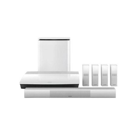 Home Theater Bose Lifestyle 650 OmniJewel Branco 110V