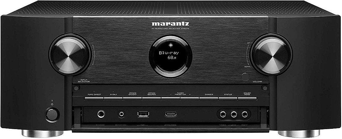 Receiver Marantz Sr6014 9.2 Canais