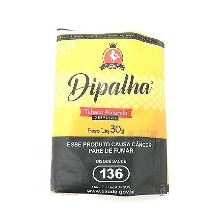 Tabaco Dipalha Amarelo 30g