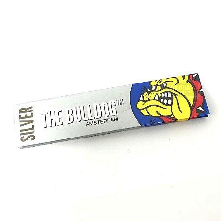 Seda King Size Bulldog Silver Slim