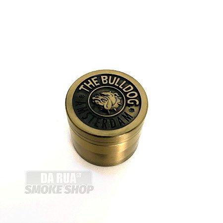 Dichavador Bulldog Metal (4 partes) 3,5cm
