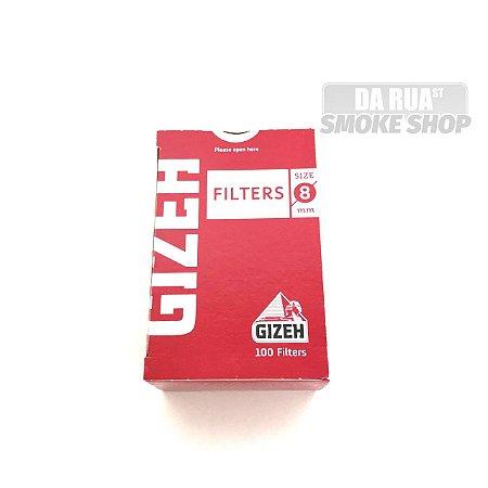 Filtro Gizeh 8mm (caixa c/ 100)