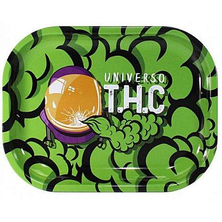 Bandeja de Metal Universo THC