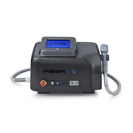 Fiber Evo Laser de Diodo para Depilação por Fibra Óptica