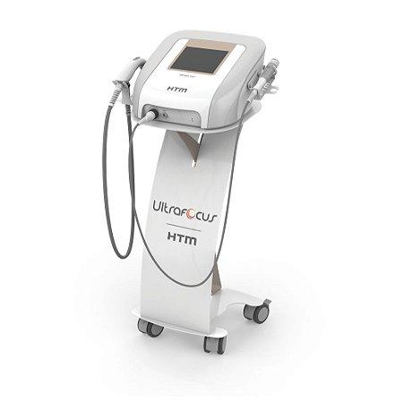Novo Ultrafocus HTM - Aparelho de Lipocavitação Focalizada HIFU