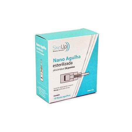 Cartucho De Caneta Para Microagulhamento Estético | Kit com 10 unidades - 36 Nano Agulhas - SkinUp