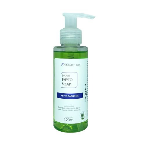 Smart Phyto Soap - Sabonete de biovegetais fitodetergentes - 120ml - Smart GR