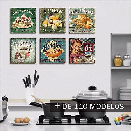 Placas Decorativas Cozinha