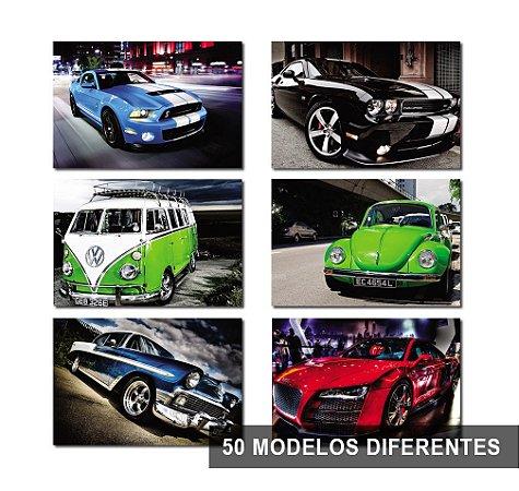 Placas Decorativas Car Carros