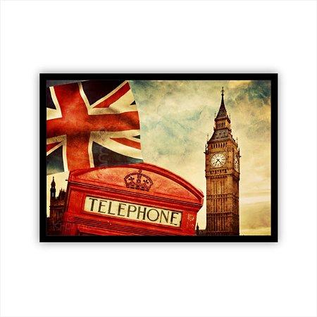 Quadro decorativo Londres