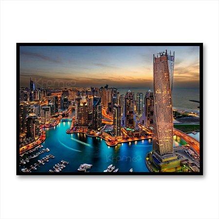 Quadro decorativo Dubai