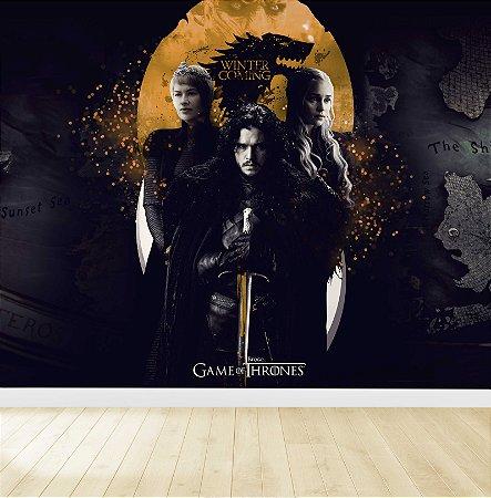 Papel de parede Game of Thrones