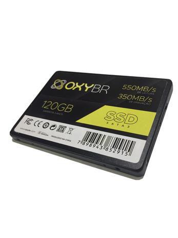 UNIDADE DE DISCO SSD 120GB OXY