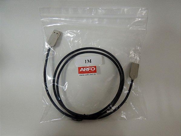 CABO ARFO MINI HDMI 1080P/4K 1.4V FUNÇÃO ETHERNET