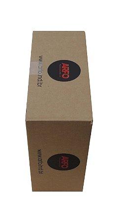 Cabo de Rede/Cftv Arfo Cat5e  de Alta Qualidade 100% Cobre Bit.48mm Cinza Caixa com 50mt