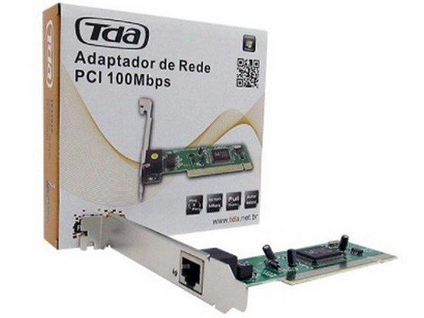 PLACA PCI 10/100MBPS