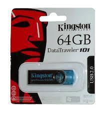 PENDRIVE 64GB KINGSTON