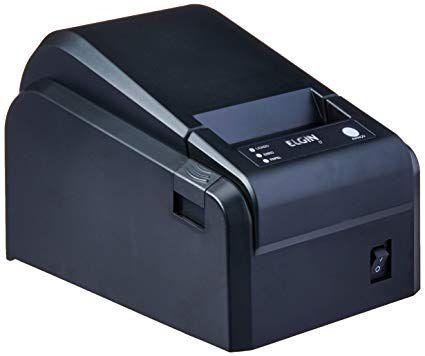 Impressora 40 Colunas Térmica, Interface serial e USB