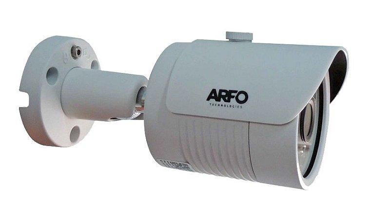 CÂMERA DE SEGURANÇA BULLET ARFO BNC MODELO  AR-200F, 1/2.9'' SENSOR CMOS , 1080P/960H, DWDR, DNR, UTC, OSD