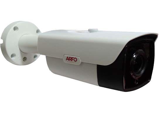 Câmera de Segurança Arfo IP.   AR-P200, 2MP, IR 40MT, H.265+/H.265/H.264,  Night color (Imagem colorida com a luz das estrelas)