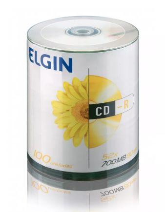 CD-R 100 PEÇAS