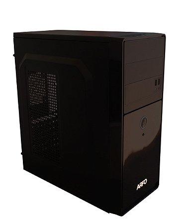 COMPUTADOR ARFO PENTIUM GOLD G5400, MEMÓRIA 4GB, SSD 120GB - COM LINUX