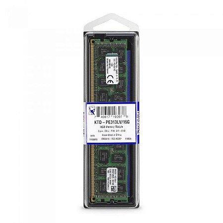 Kingston Memoria 16GB DDR3 1333Mhz ECC Reg