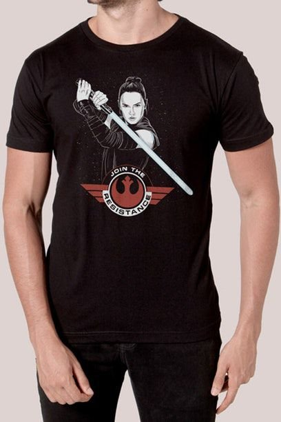 Camiseta Star Wars - Join the Resistance