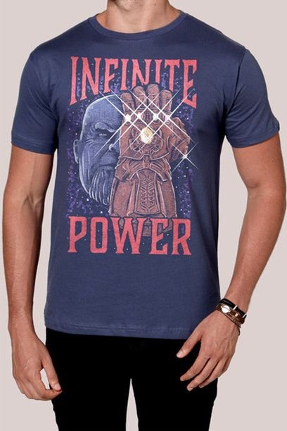 Camiseta Thanos Infinite Power