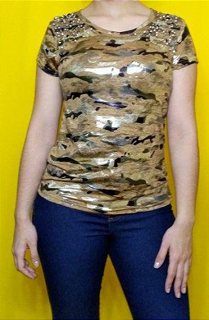 """T-shirt """" Pedraria camuflada"""""""