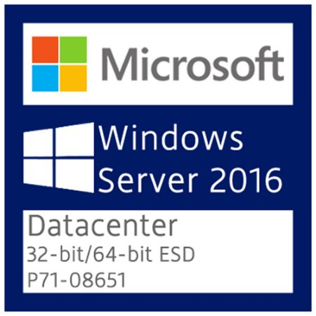 Microsoft Windows Server 2016 Datacenter - Licença + NF-e