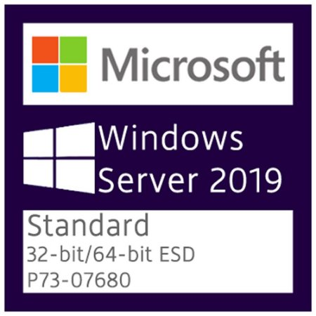 Microsoft Windows Server 2019 Standard - Licença + Nota Fiscal