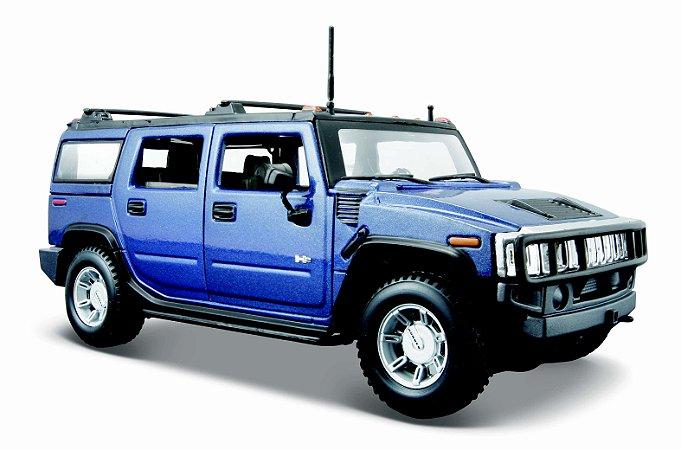2003 HUMMER H2 SUV 1/27