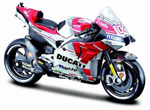 DUCATI 2018 MOTO GP 1/18