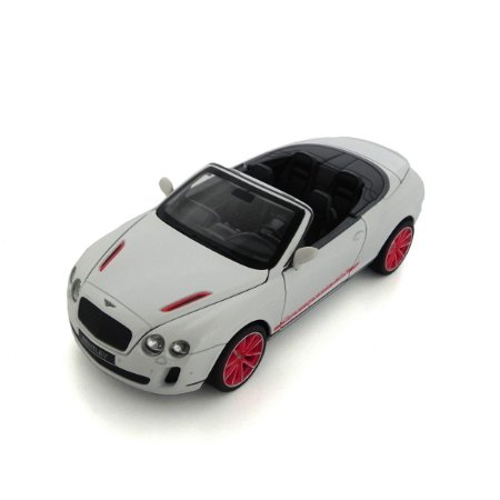 BENTLEY CONTINENTAL SUPERSPORT LUZ E SOM 1/24