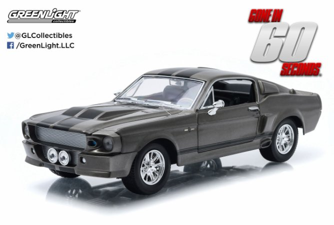 1967 SHELBY ELEANOR 60 SEGUNDOS 1/24