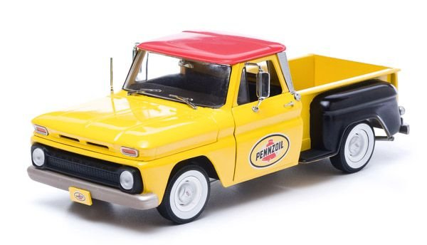 1:18 1965 CHEVY PICK UP C-10 PENNZOIL