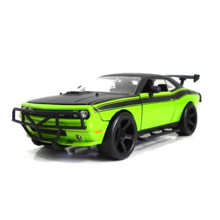 2008 DODGE CHALLENGER OFF ROAD FF 1/24