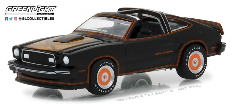 1978 FORD MUSTANG II KING COBRA 1/64