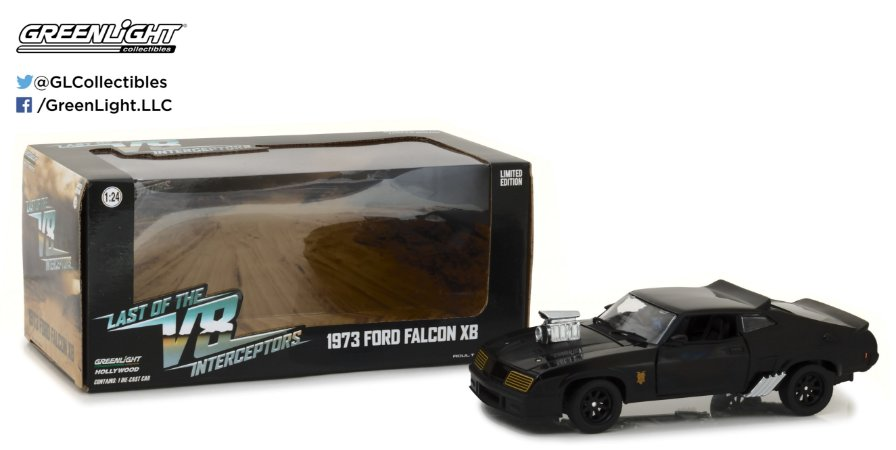 "1973 FORD FALCON XB ""LAST OF THE INTERCEPTORS"" 1/24"