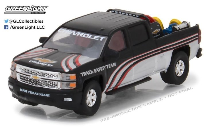 2015 CHEVY SILVERADO SAFETY 1/64