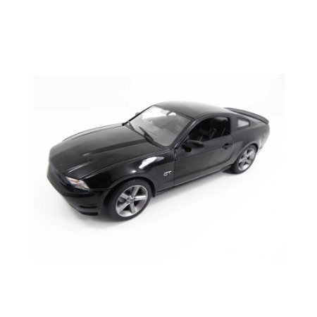 2010 FORD MUSTANG GT PRETO 1/18