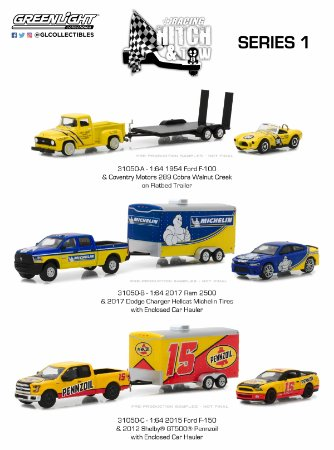RACING HITCH & TOW SERIES 1 1/64