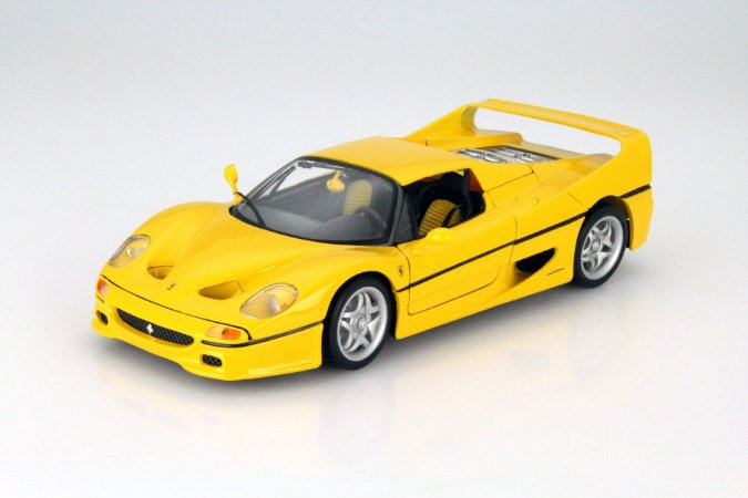 FERRARI F50 RACE PLAY 1/18